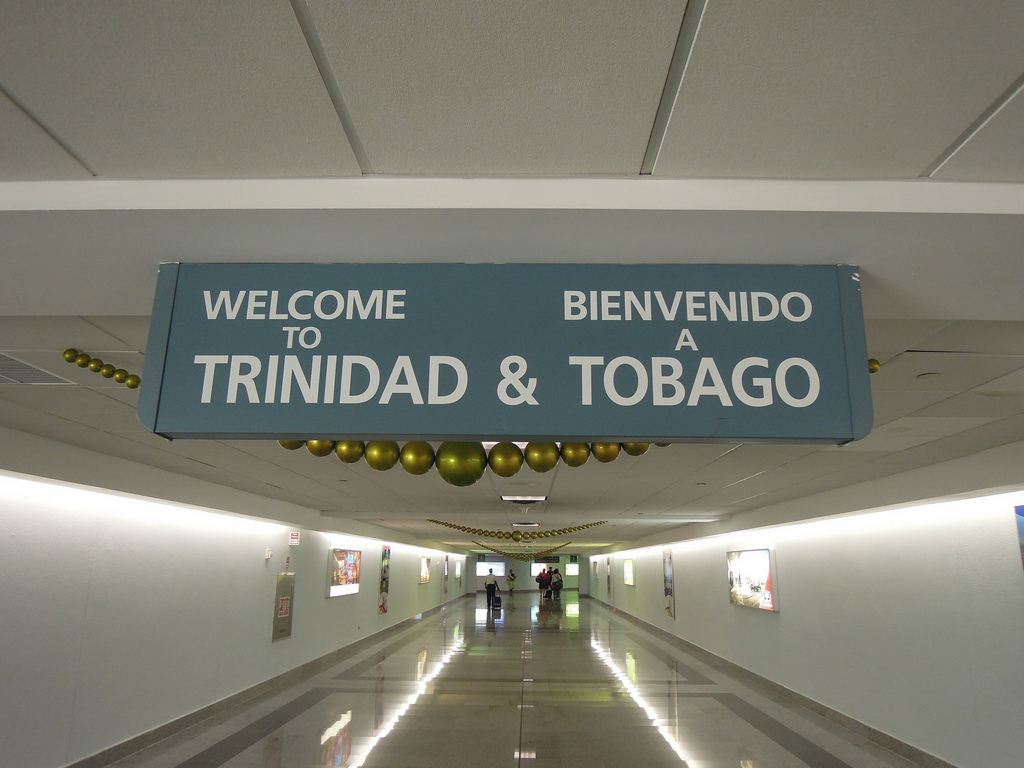 Welcome trinidad tobago photo